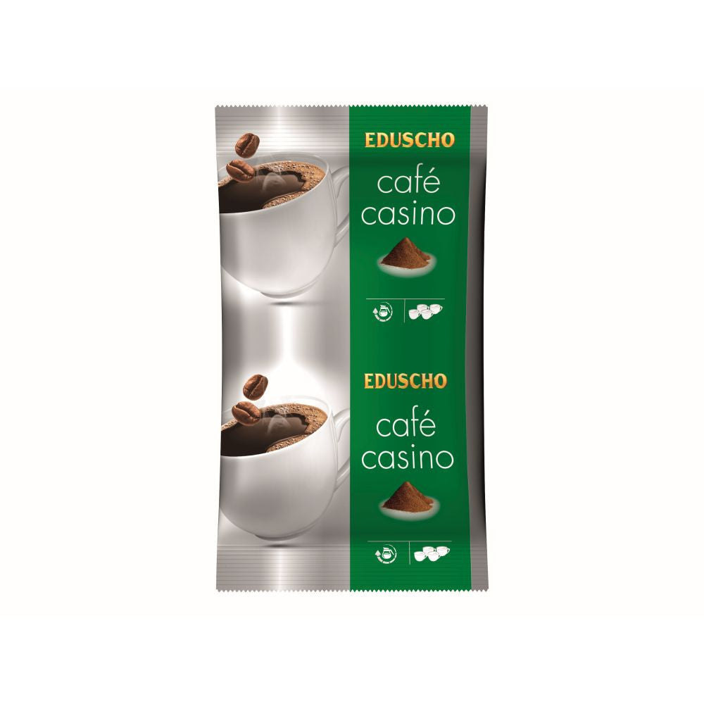 Eduscho Café Casino Plus Ground Coffee (16x500g Bags)