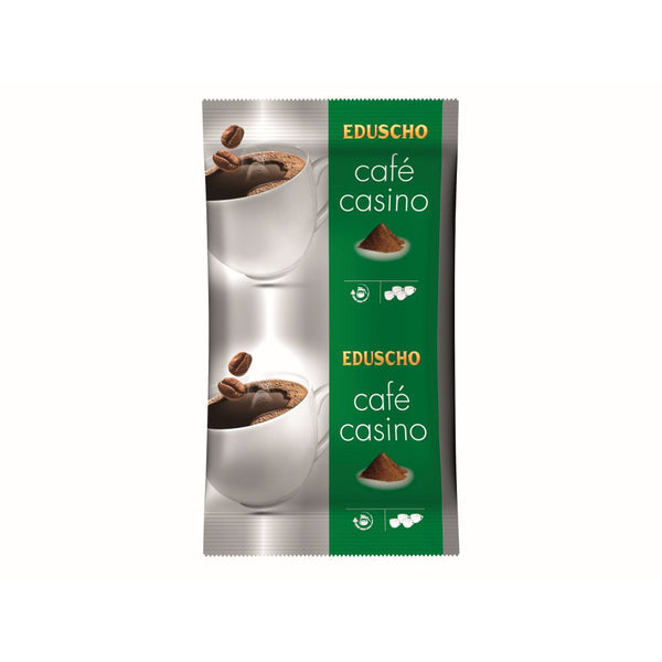 Eduscho Cafe Casino Plus Ground Coffee (16x500g Bags)