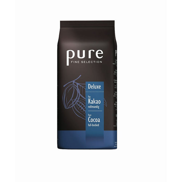 Pure Fine Selection Deluxe Hot Chocolate Drink (1x1kg Bag)