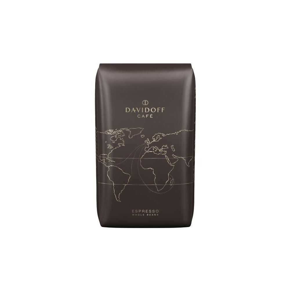 Davidoff Cafe Espresso Coffee Beans (1x500g Bag)