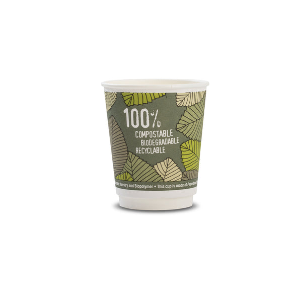 8oz ECO Double Wall Cup (780 cups)