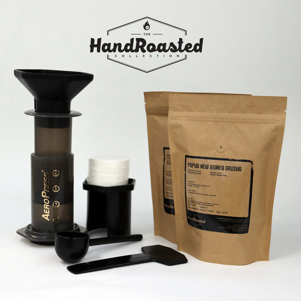Aeropress Coffee Maker Bundle