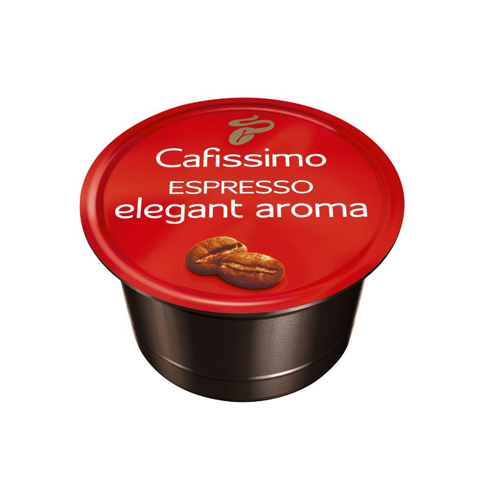 tchibo cafissimo espresso elegant aroma 8x10 capsules. Black Bedroom Furniture Sets. Home Design Ideas