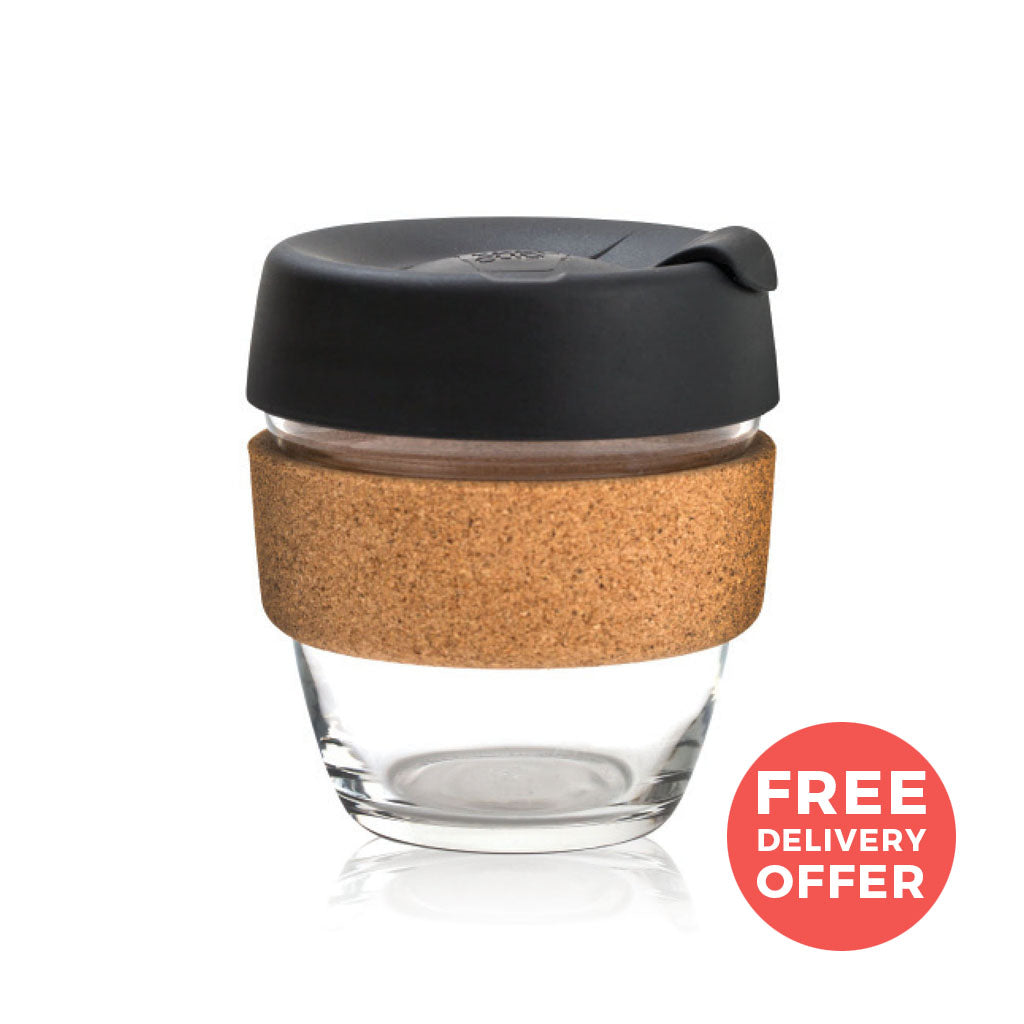 243881de867c KeepCup - Special Edition Glass Brew Cup (8oz) – Tchibo Coffee ...