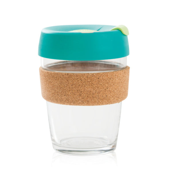 KeepCup 12oz Glass Thyme