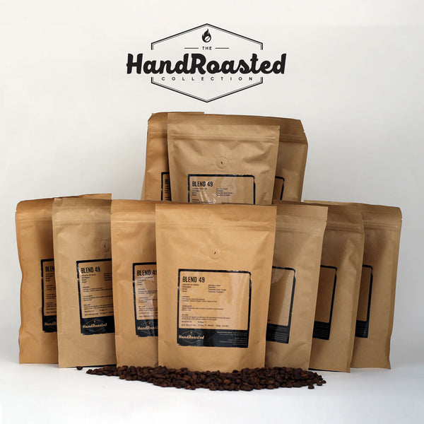 Hand Roasted Blend 49 Coffee Beans (10x250g Bags)