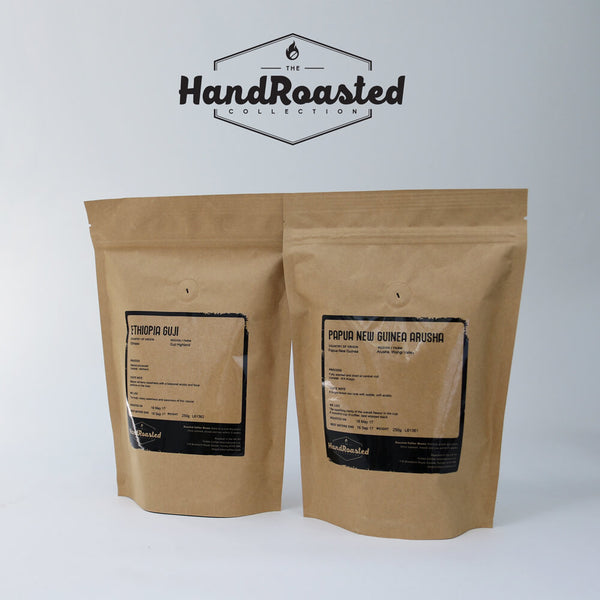 The Hand Roasted Collection Filter Coffee Bundle (2x250g Bags)