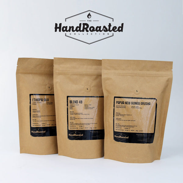 The Hand Roasted Collection (3x250g Bags)