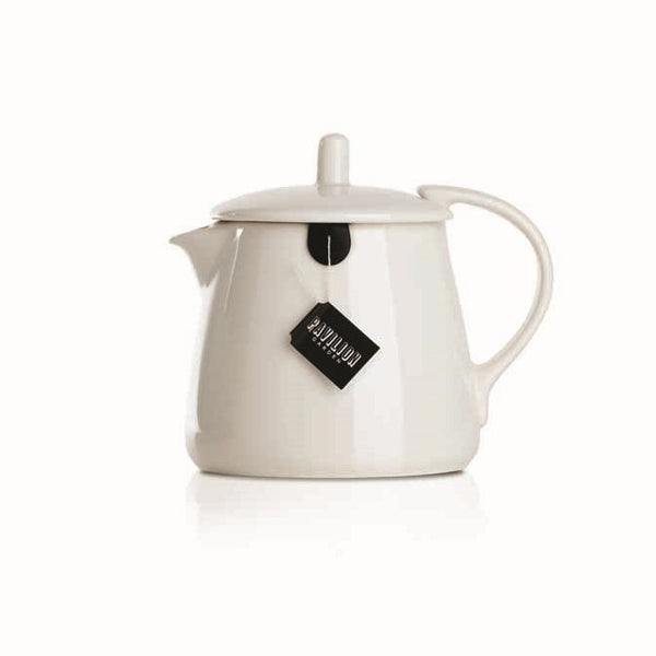 Forlife White Teabag Teapot (12oz)