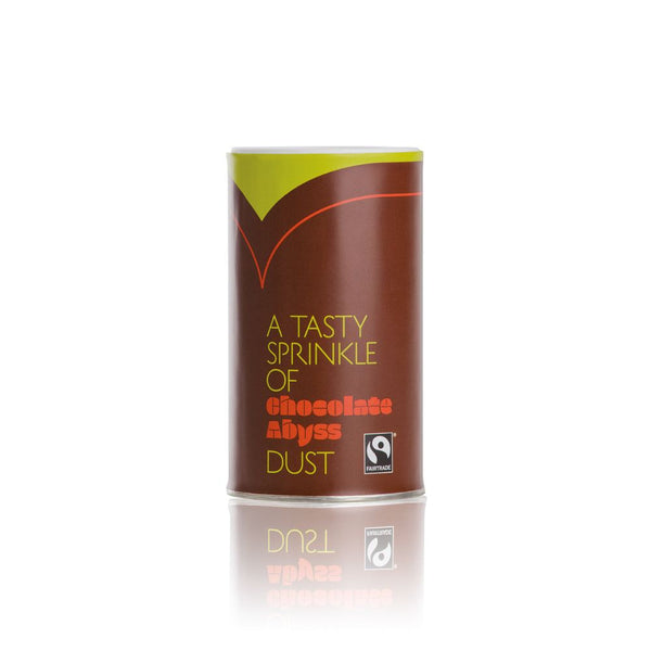 Chocolate Abyss Fairtrade Dust (6x250g Tubs)