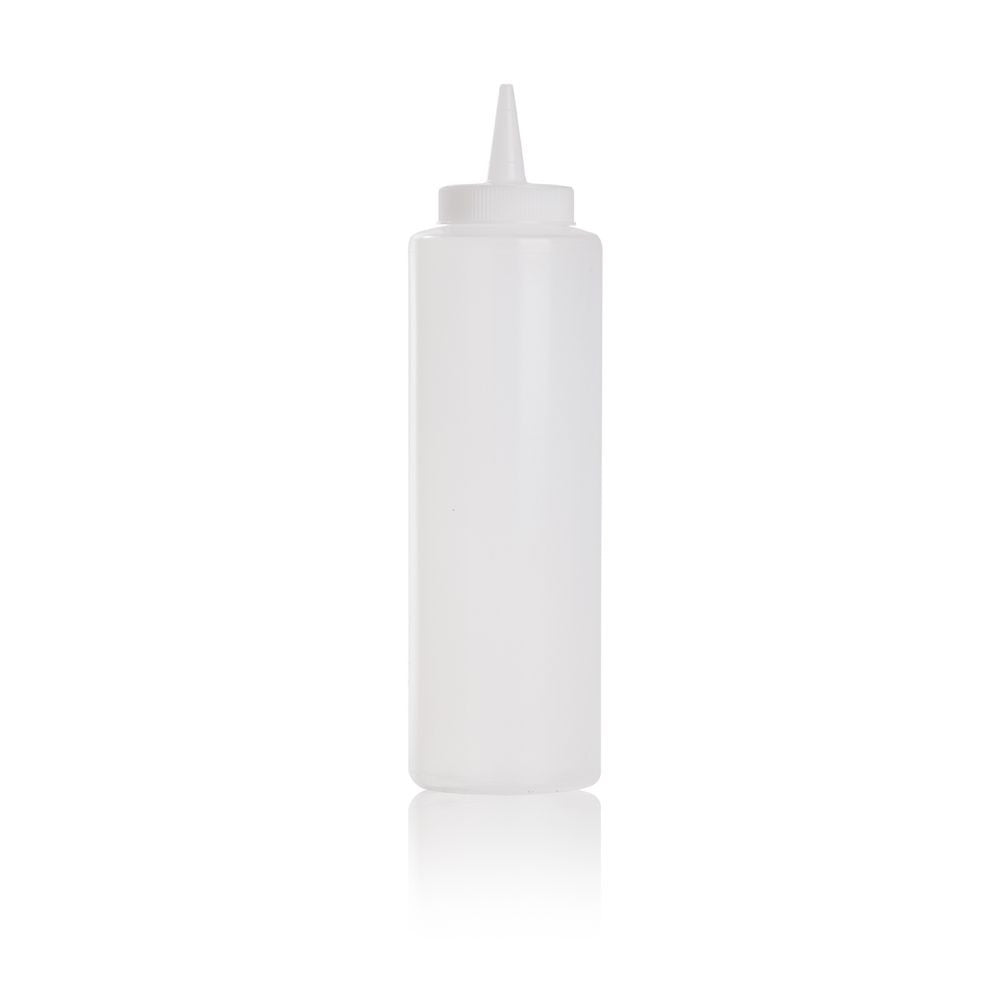 Reusable Sauce Squeeze Bottle (355ml)