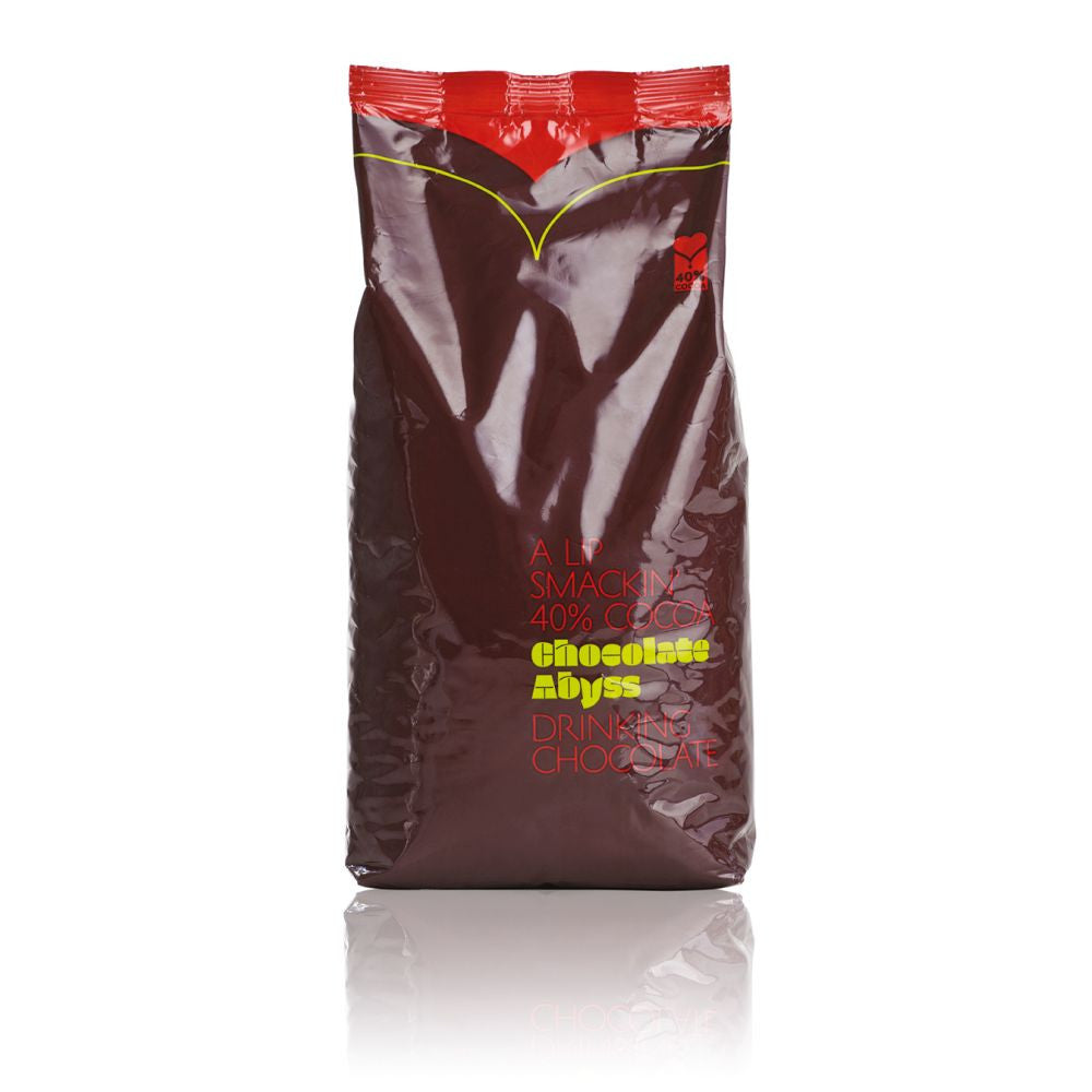 Chocolate Abyss 40% Cocoa (6x1kg Bags)