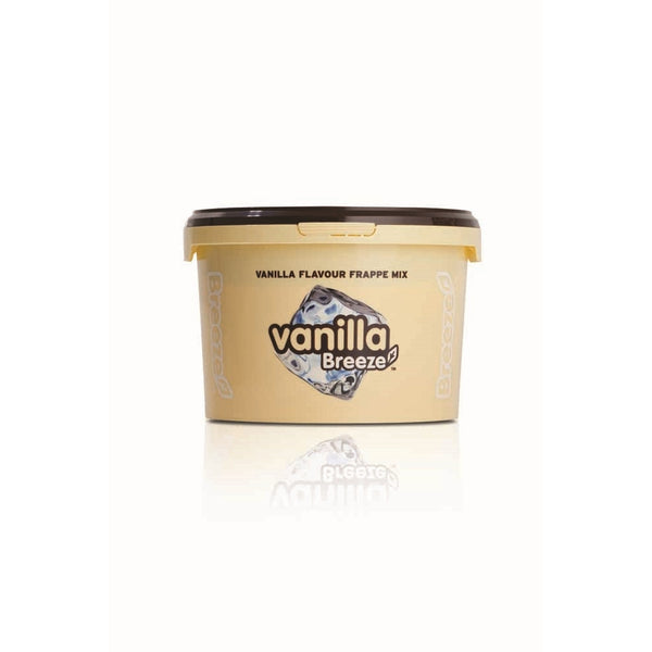 Vanilla Breeze Frappe Powder (2x2kg)