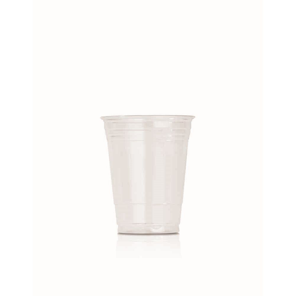 12oz Clear Plastic Cups (1x1000)
