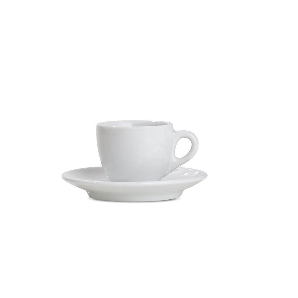 Verona Espresso Cups & Saucers (Set of 6)