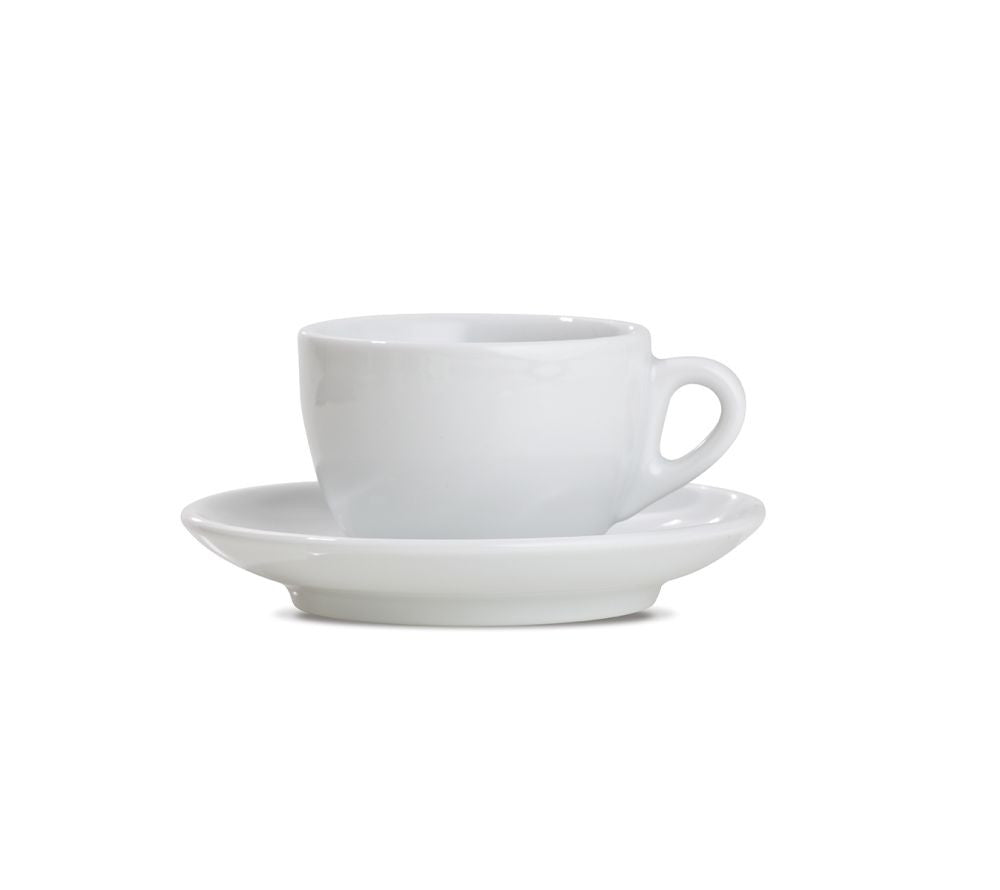 Verona Cappuccino Cups & Saucers (Set of 6)