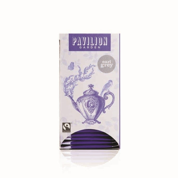 Pavilion Garden Fairtrade Earl Grey Tea (6x20)