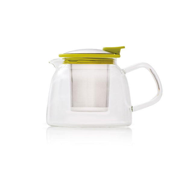Forlife Green Bell Glass Teapot (14oz)