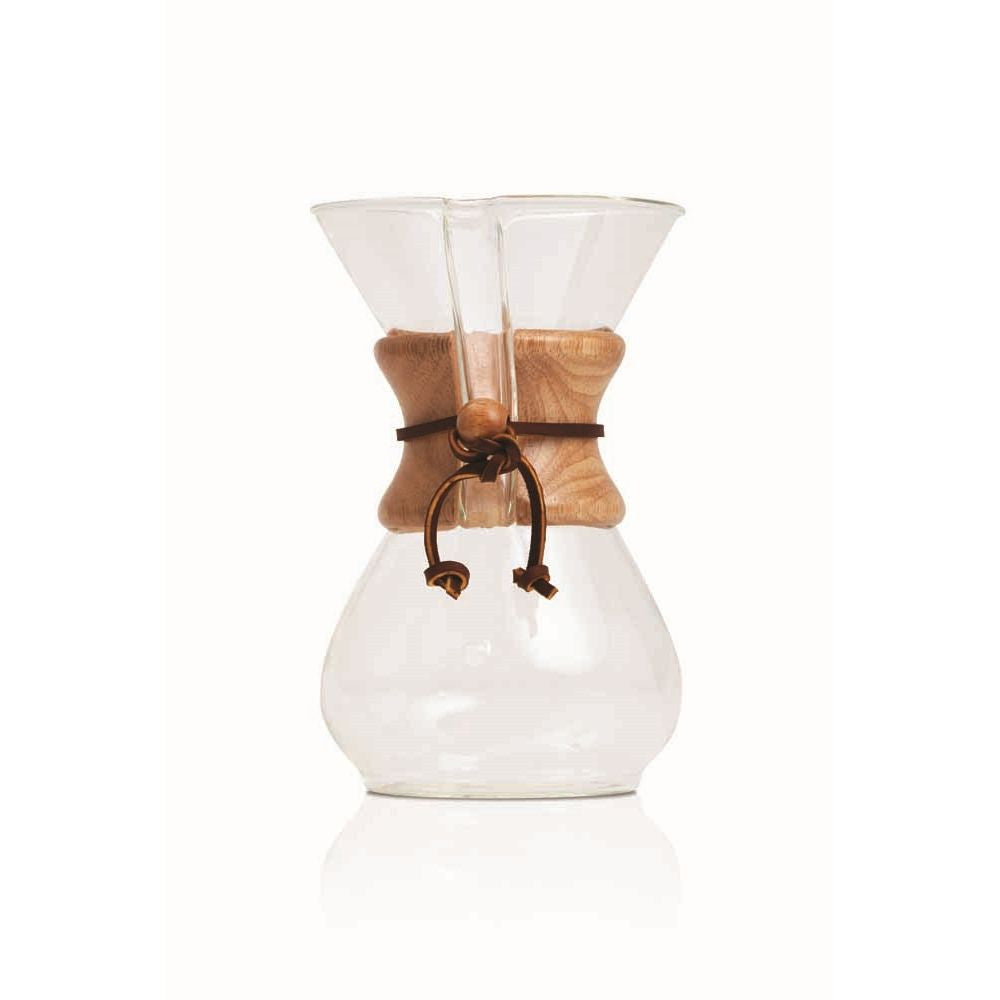 Chemex Coffee Brewer (6 cup)