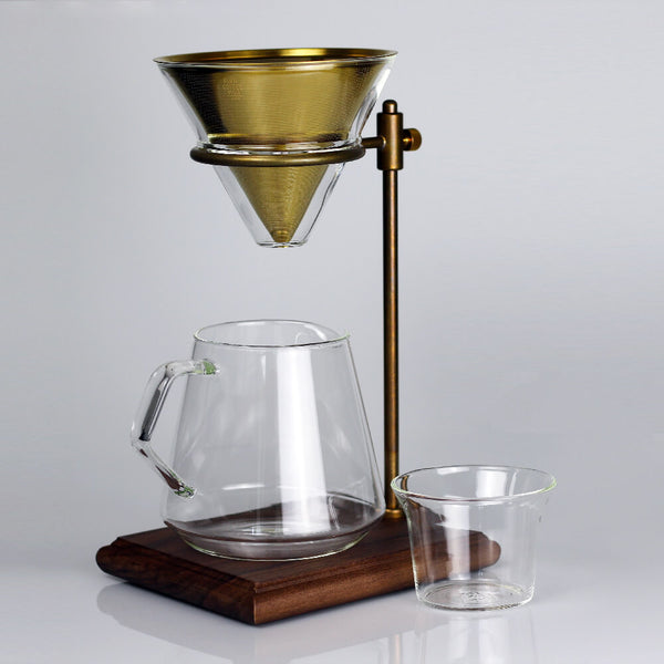 Kinto S02 Brewer Stand Set (4 Cup)