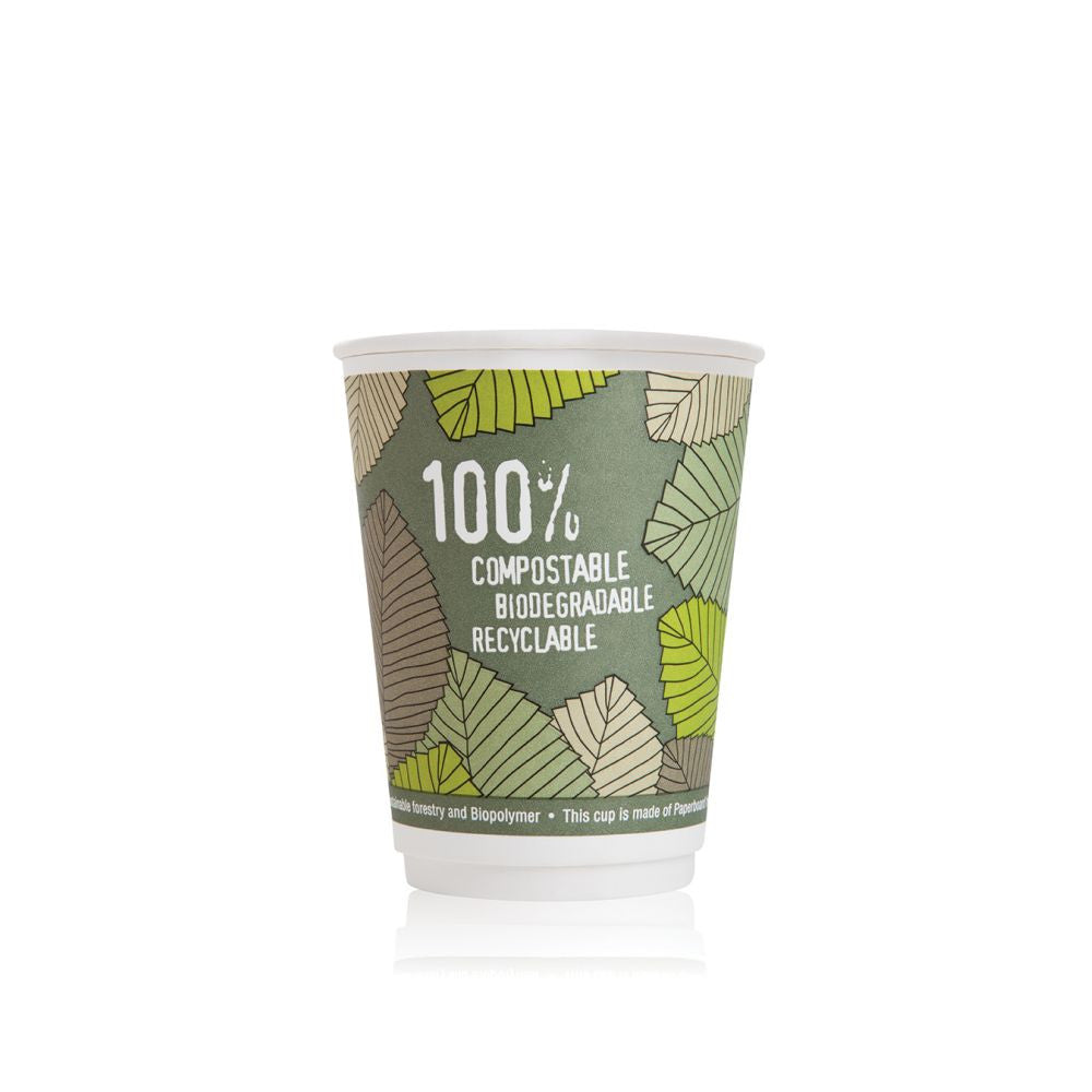 Double Wall Eco Cups - 12oz (600 cups)