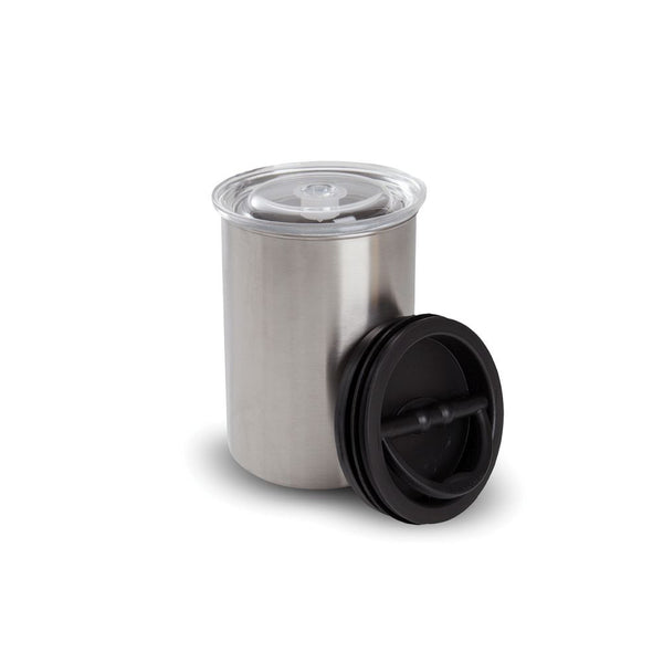 Airscape Coffee Bean Container - Chrome