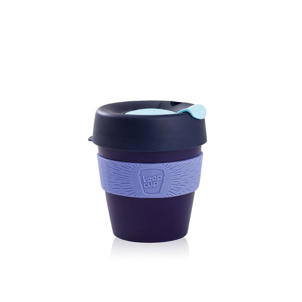 KeepCup Reusable Coffee Cup - Purple (8oz)