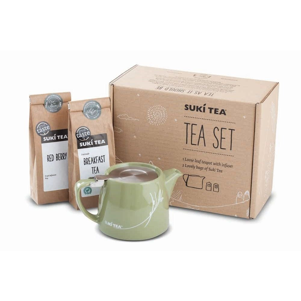 Suki Tea - Classic Loose Leaf Gift Set
