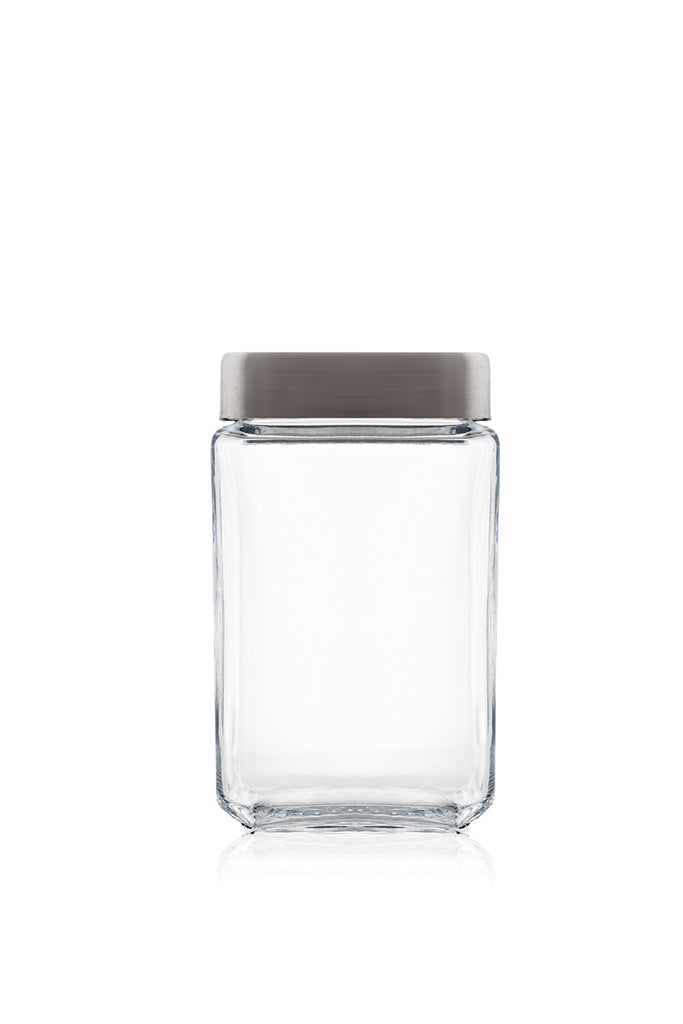 Glass Tea Display Jar Medium 6 x 1.5L