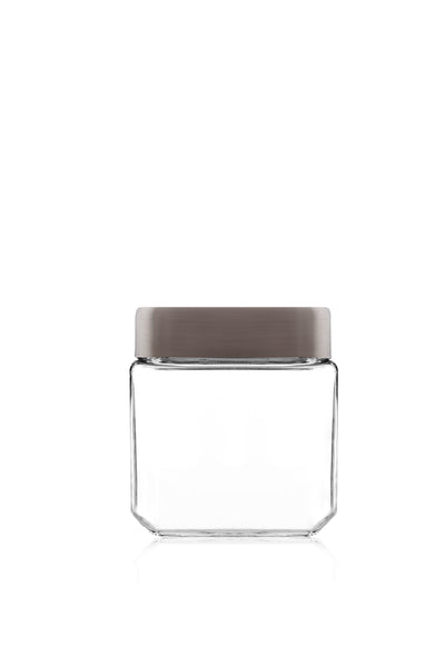 Glass Tea Display Jar Small 6 x 1L