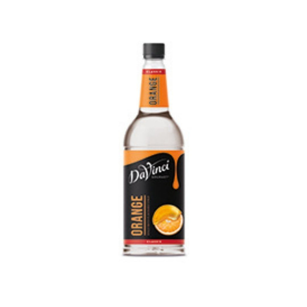 DaVinci Orange Syrup (1x1l Bottle)