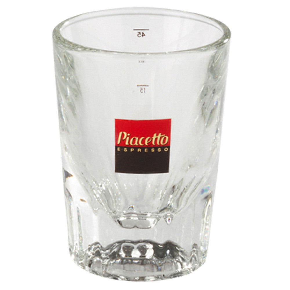 Piacetto Espresso 2oz (to fill) Shot Glass (1x12 Glasses)