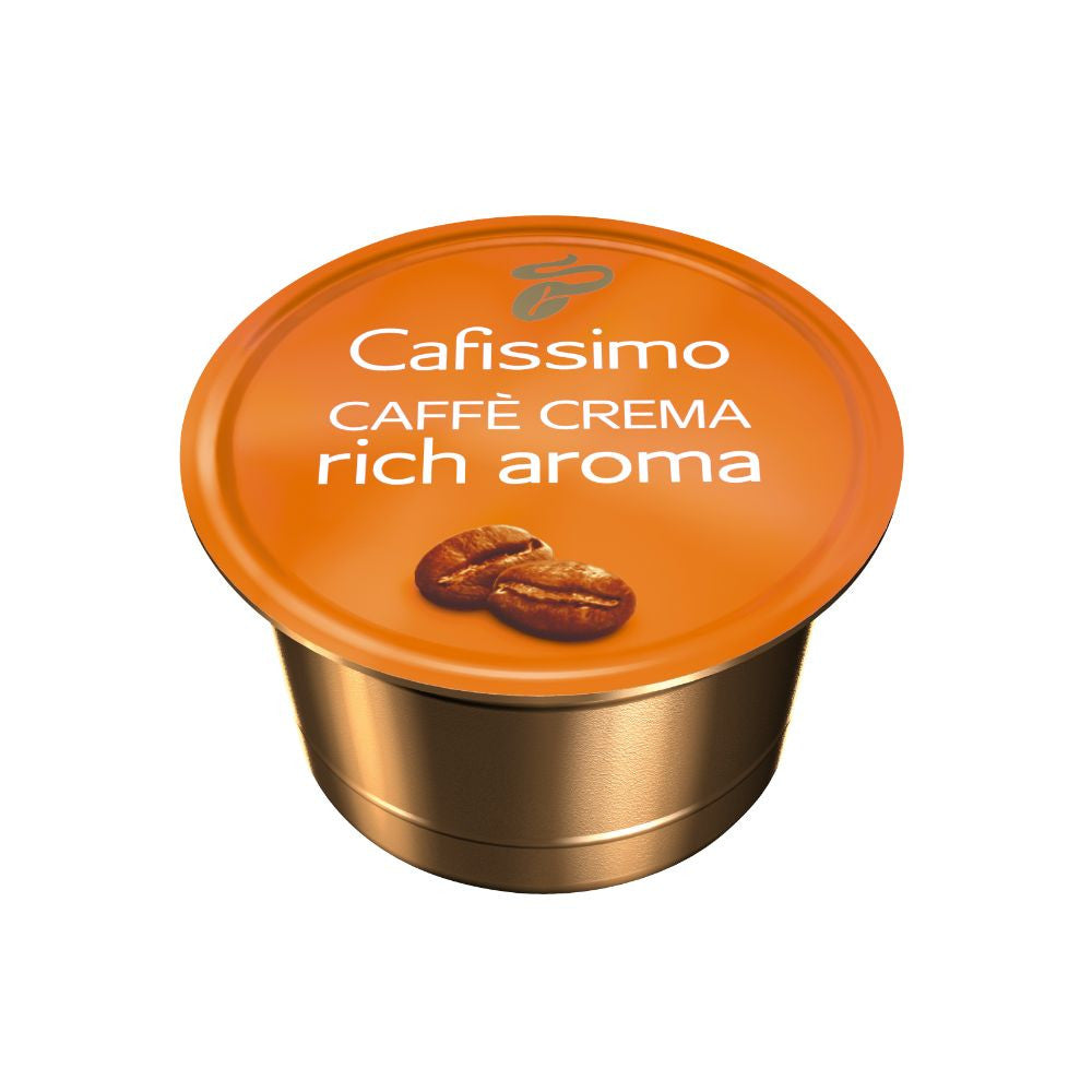 tchibo cafissimo caffe crema rich aroma 8x10 capsules tchibo coffee online shop. Black Bedroom Furniture Sets. Home Design Ideas