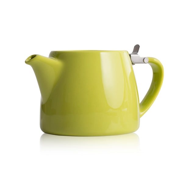Forlife Small Lime Stump Teapot - 13oz