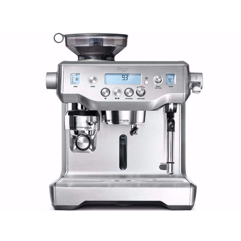 Sage Oracle Coffee Machine (Stainless Steel)