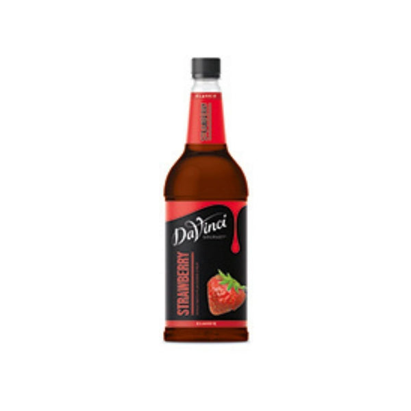 DaVinci Strawberry Syrup (1x1l Bottle)