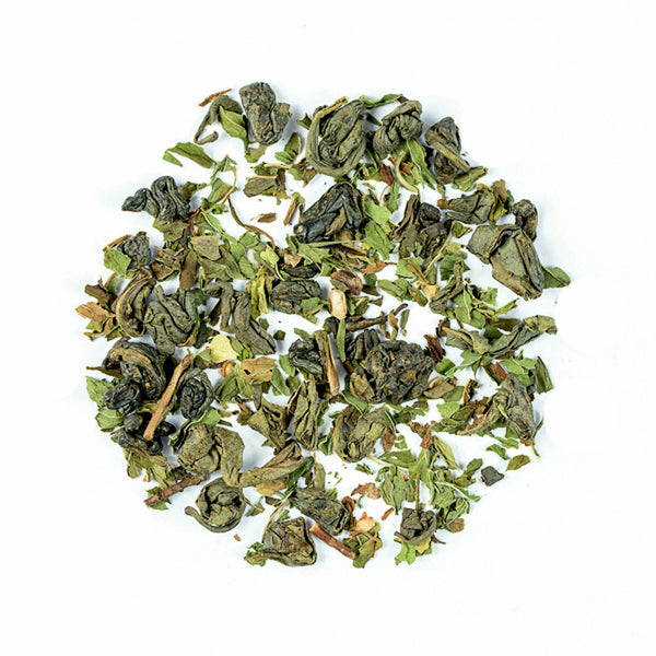 Suki Tea - Gunpowder Green Spearmint ( 1x250g )