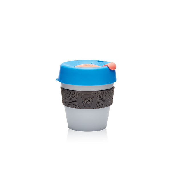KeepCup Reusable Coffee Cup - Ash (8oz)