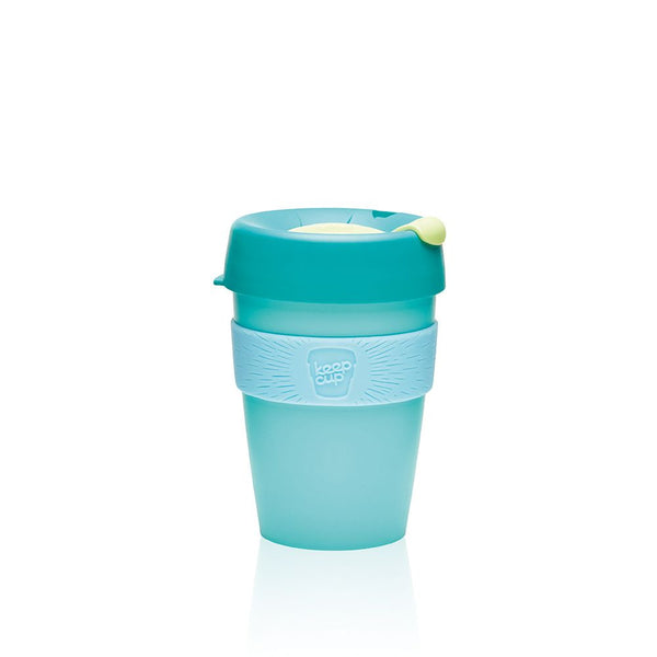 KeepCup Reusable Coffee Cup - Cucumber (12oz)