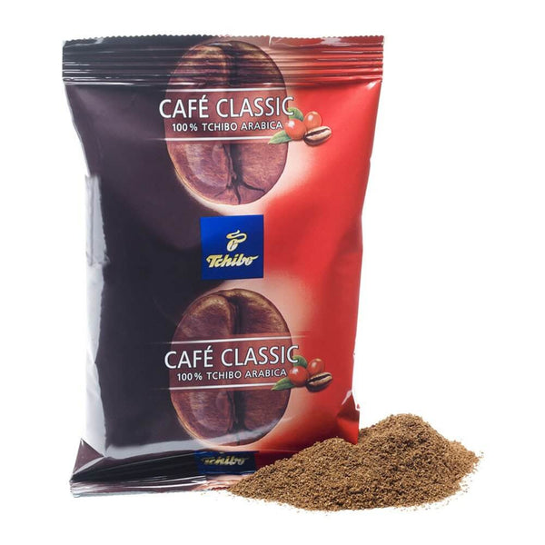 Tchibo Cafe Classic Elegant Ground Coffee (75x80g Bags)