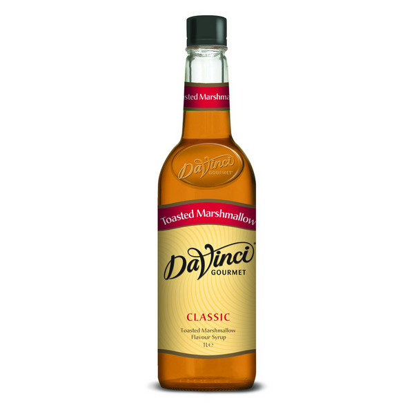 Toasted Marshallow DaVinci Syrup 1l