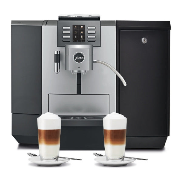 Jura JX8 Package Coffee Machine + Cool Control + FREE Coffee