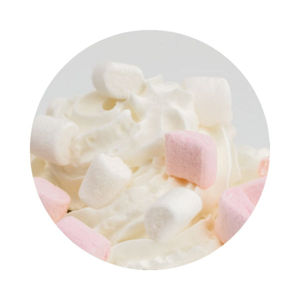 Pink and White Mini Mix Mallows 1kg bag
