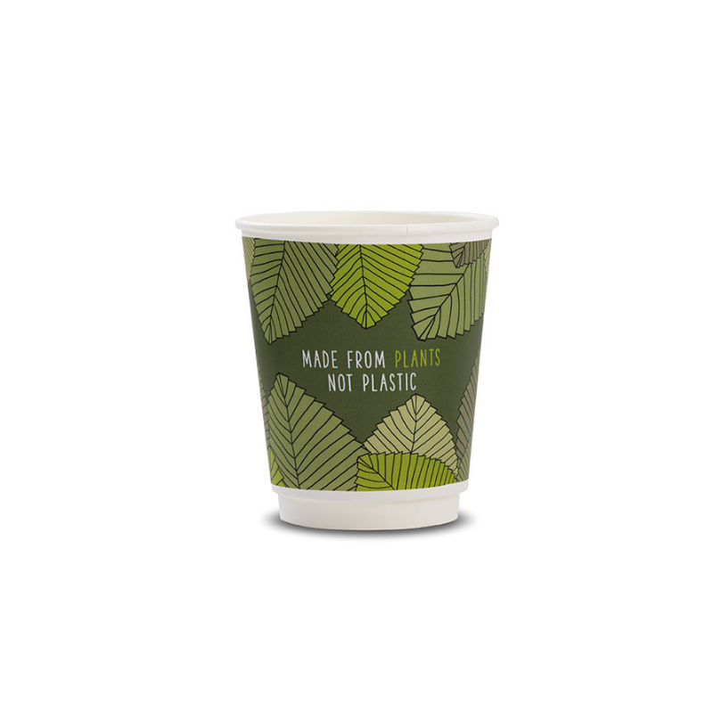 8oz Vegware Double Wall eco Cup (500 cups)