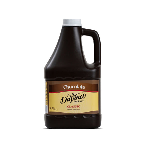 DaVinci Chocolate Sauce (1x2.5kg Bottle)