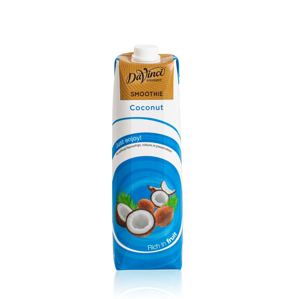 DaVinci Coconut Smoothie Mix (8x1l Cartons)