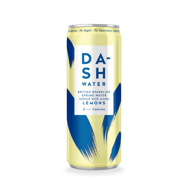 Dash RTD Sparkling Water - Lemon Multipack (12x330ml)