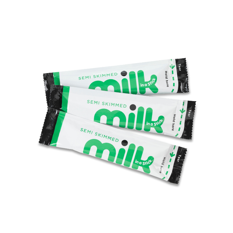 Semi Skimmed Milk Sticks (240x10ml)