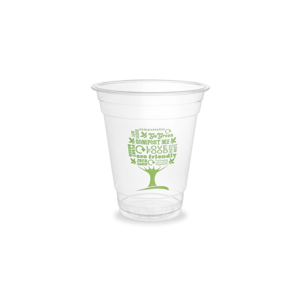 Vegware Cold Compostable Cups 12oz (1x1000)