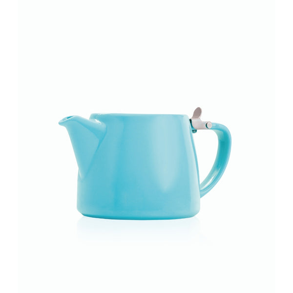 Forlife Turquoise Stump Teapot (18oz)
